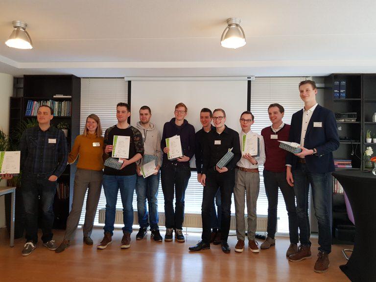 ICT Lab Utrecht certificeert nieuwe groep studenten