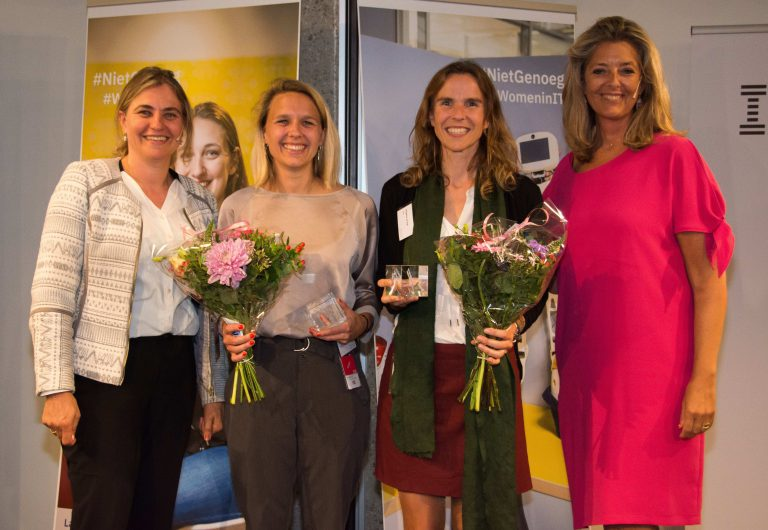 Diversity in IT Ambassador Awards 2018 uitgereikt
