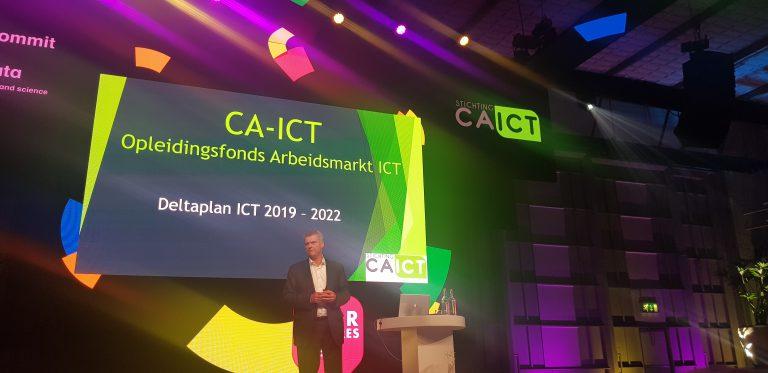 Nederland heeft een 'Deltaplan ICT' nodig. De digitalisering van onze economie en maatschappij vraagt versneld om nieuwe ICT competenties.