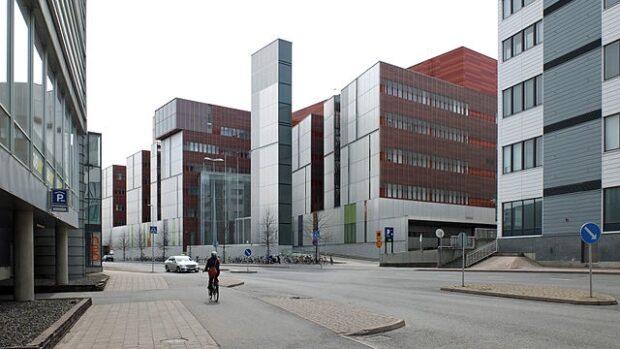 ICT-talo_Joukahaisenkatu_Kupittaa_Turku_Finland