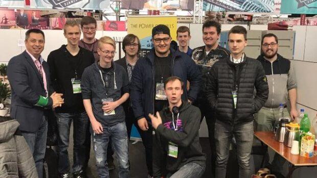 Skills Heroes 2017 applicatieontwikkelaars