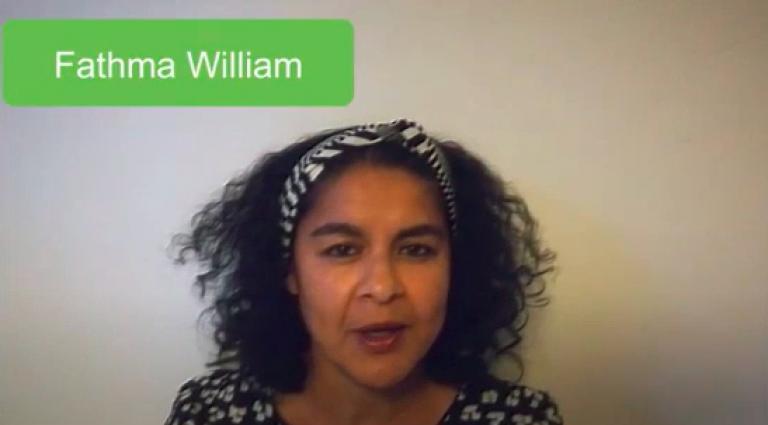Vlog 4 van Fathma staat nu online!